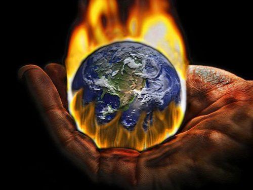 """Cambiamenti climatici: """"possibilità in aumento"""" di superare l'obiettivo globale di 1,5 ° C"""