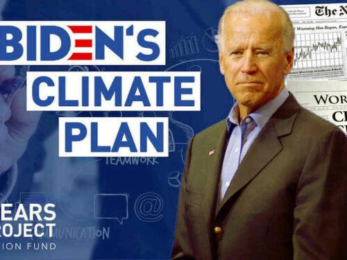 """(""""The Economist"""") La scommessa sul clima di Joe Biden"""
