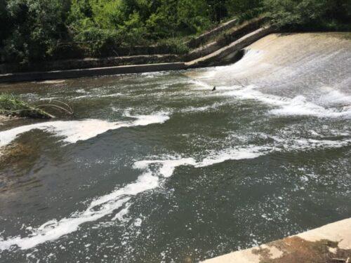 Anche dai fiumi, l'ennesimo allarme per il clima e per la salute umana